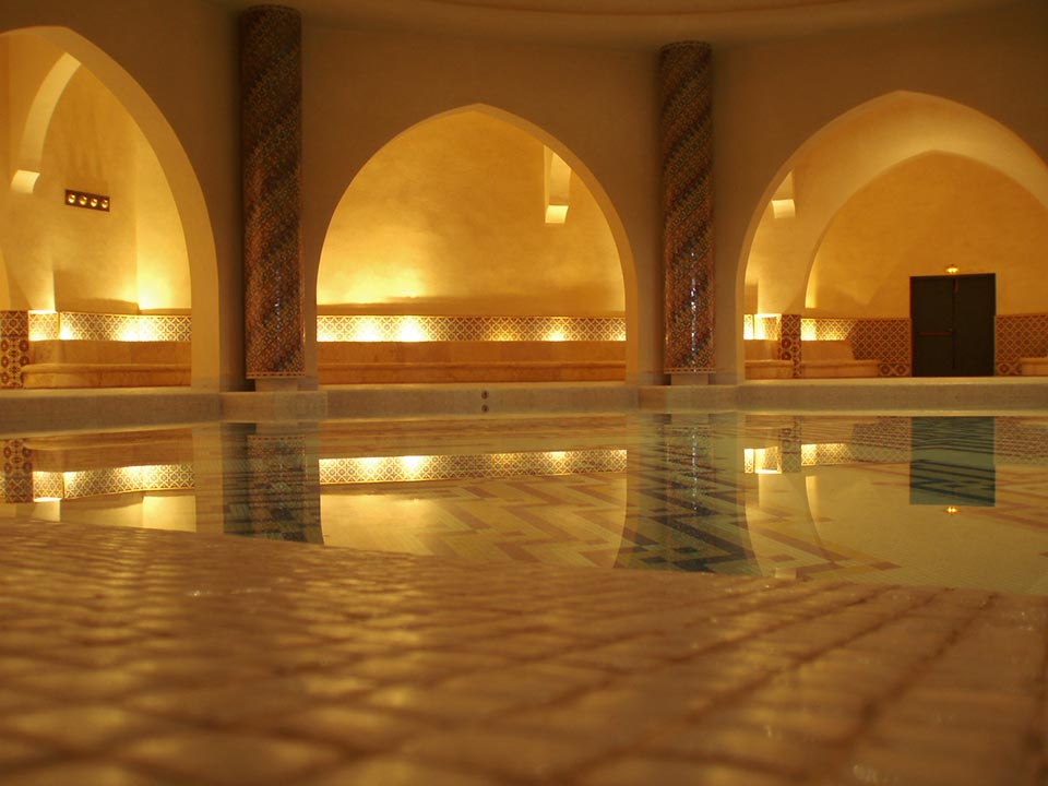 Rituels de beaute marocains chouette world blog voyage for Salle de bain hammam