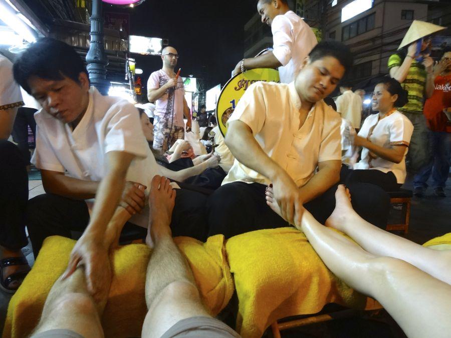 massage thailande