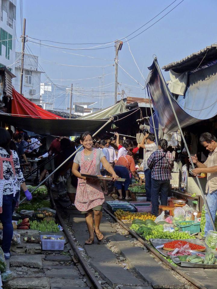marche thailande