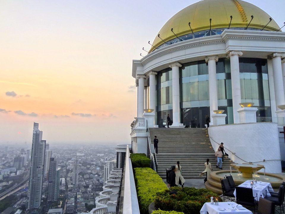 lebua bangkok thailande