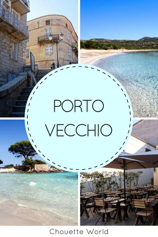Une journée à Porto Vecchio, entre plage et montagne