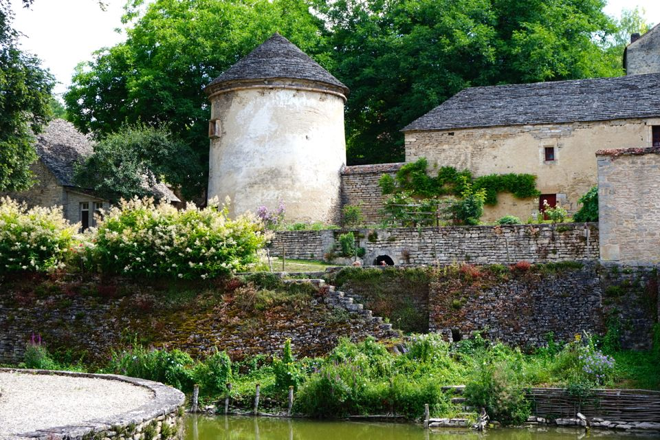 Visite du Chateau de Bussy Rabutin