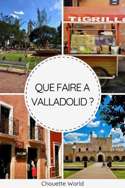 Visiter Valladolid