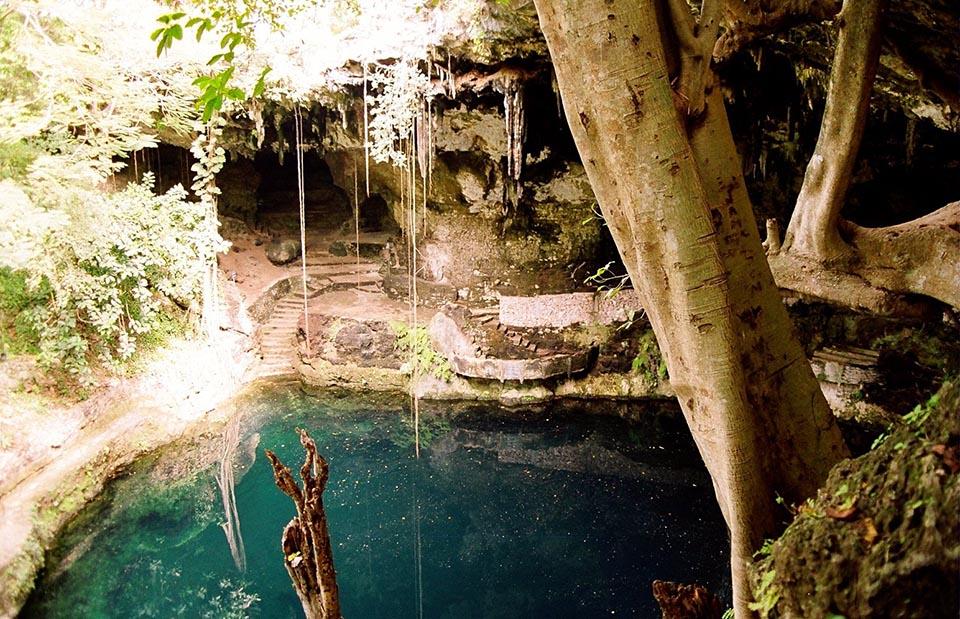 Cenote_Zaci_Valladolid