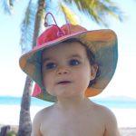 10 raison de voyager avec bébé