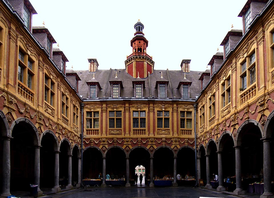 weekend a Lille