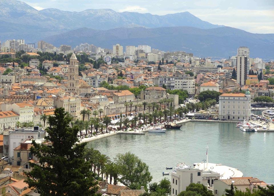 que faire à Split Croatie