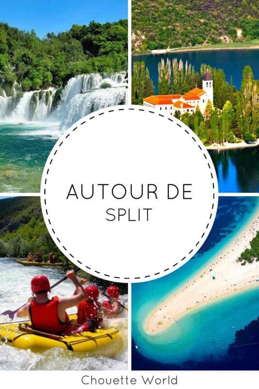 5 idées d'excursions autour de Split