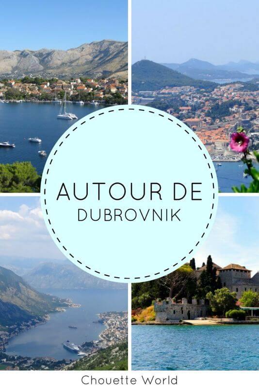 Idées d'excursions depuis Dubrovnik