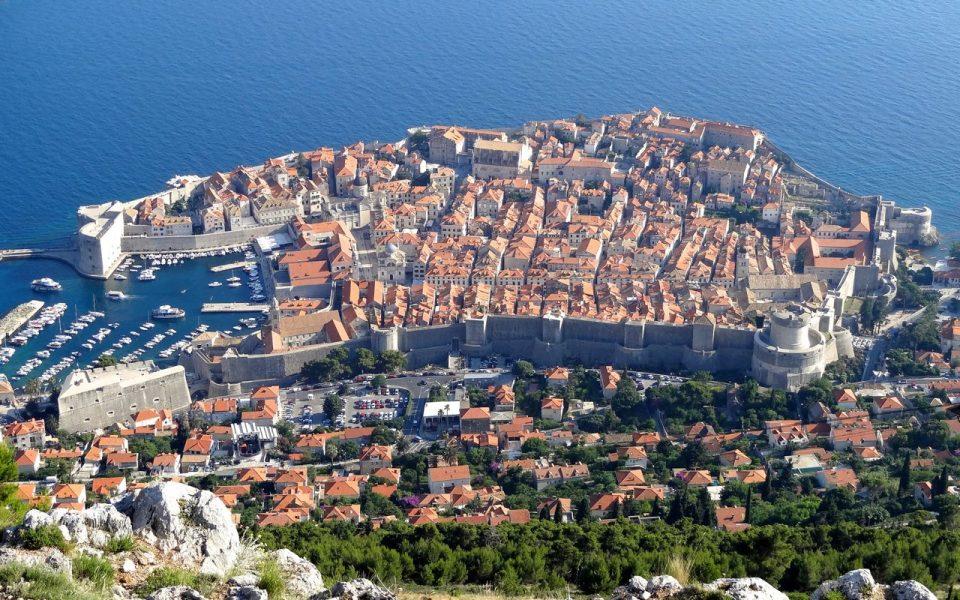 visiter croatie : dubrovnik