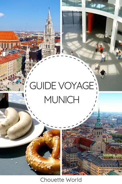 Que faire à Munich ?