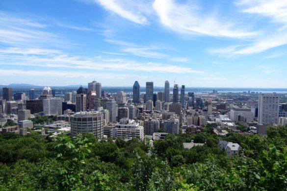 15 jours au Québec