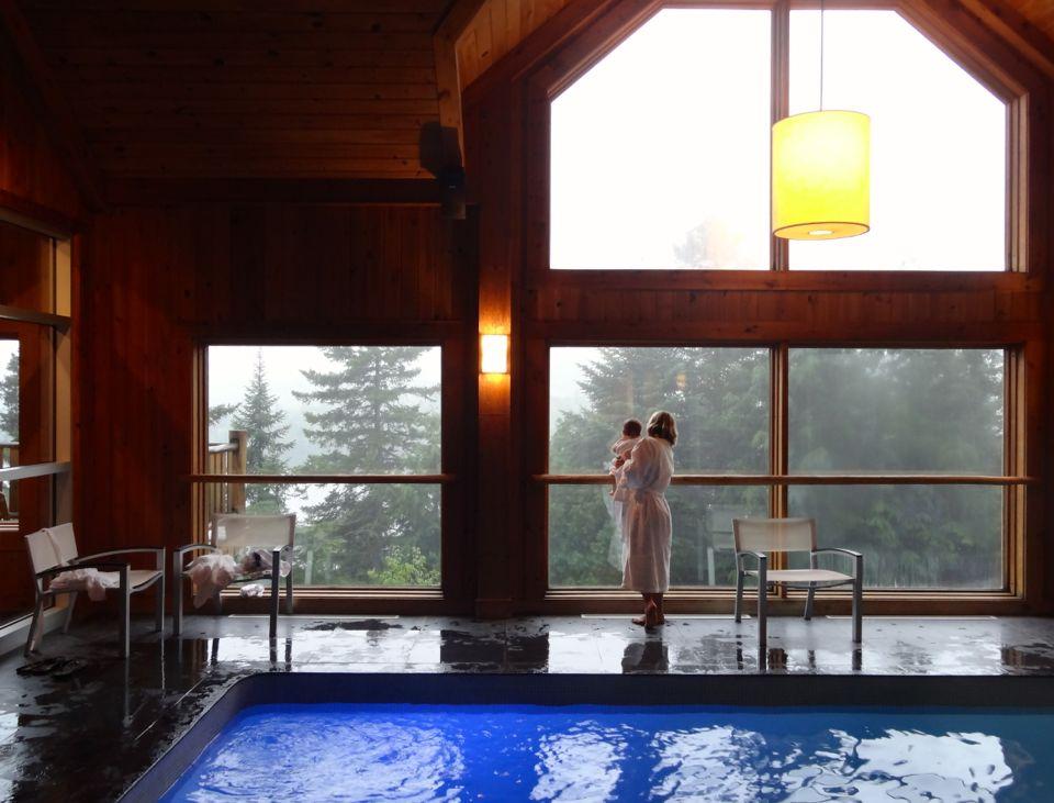 hotel sacacomie piscine