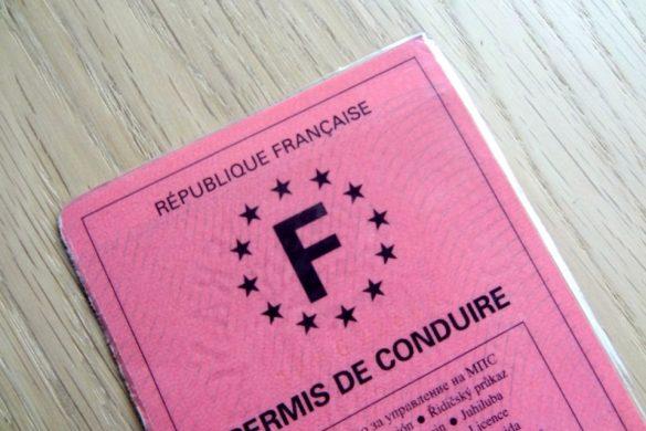 perte du permis de conduire a l'etranger