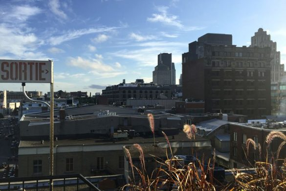 rooftop montreal