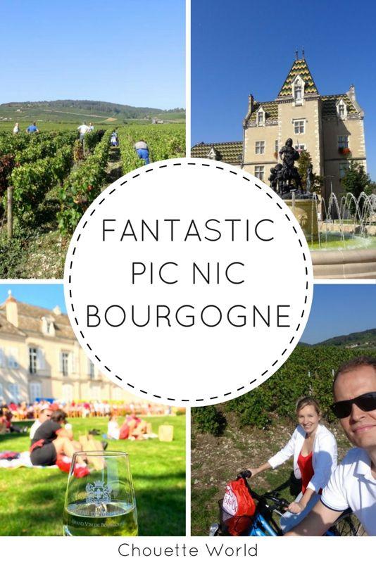Fantastic Pic Nic : un rendez-vous gourmand en Bourgogne