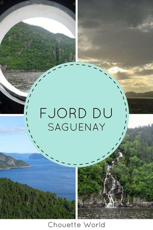 Que faire au Fjord du Saguenay ?