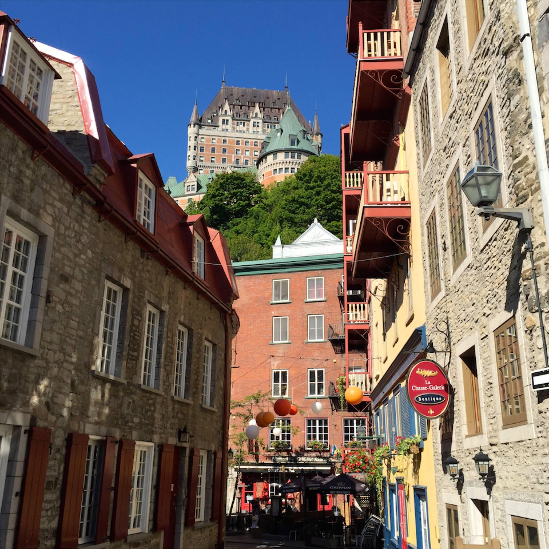 1 semaine au Québec