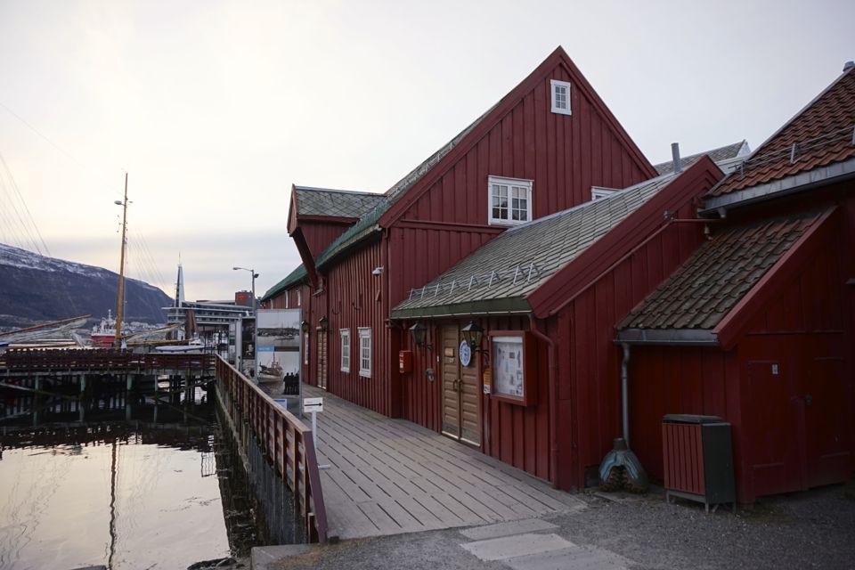 visiter tromso polar museum