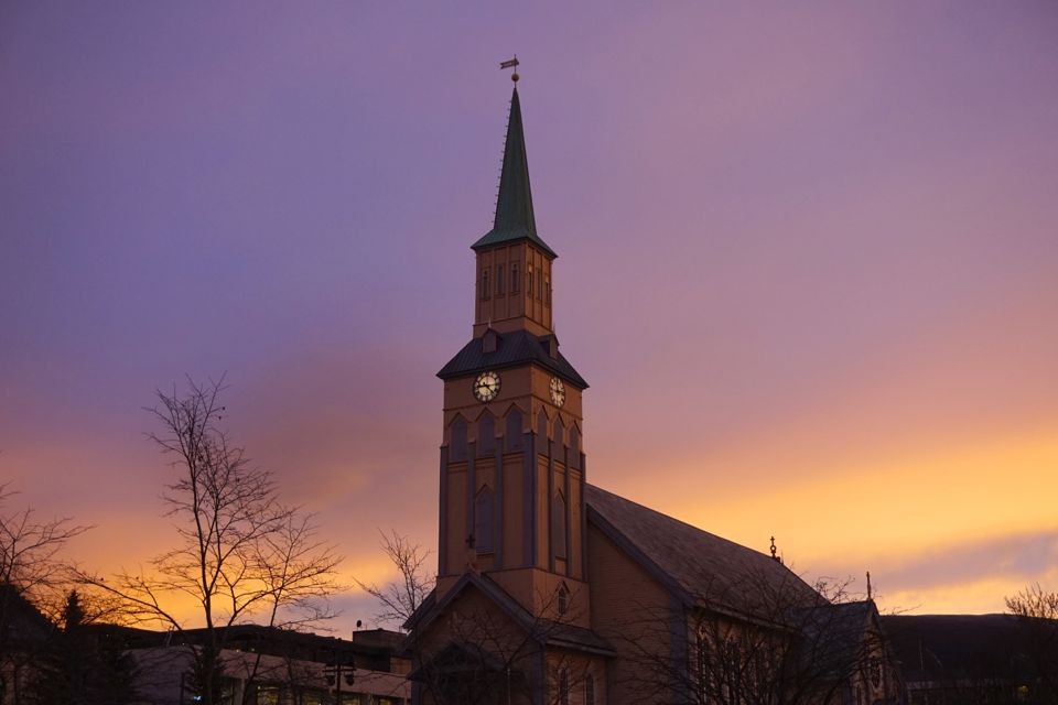 visiter tromso cathedrale