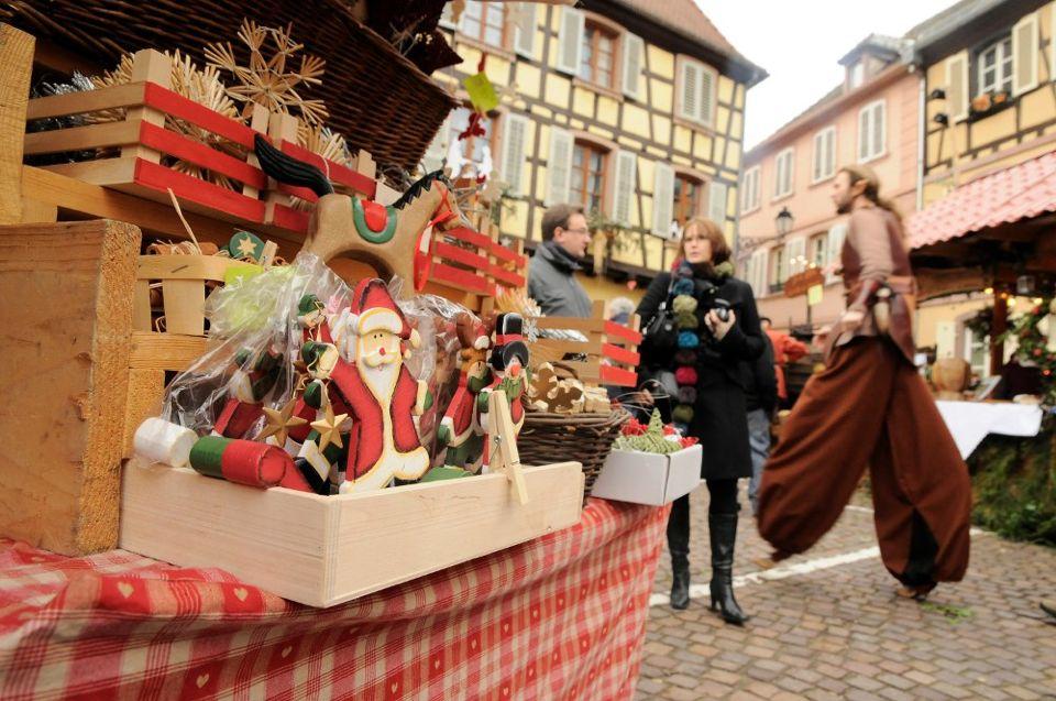 marches de Noel en Alsace