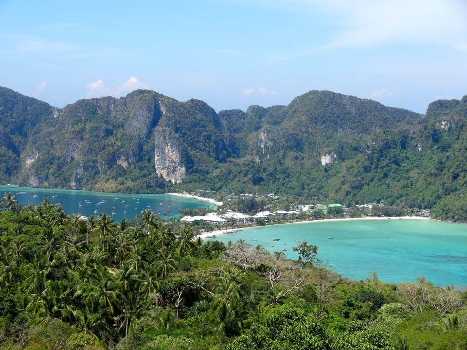 ko phi phi thailande