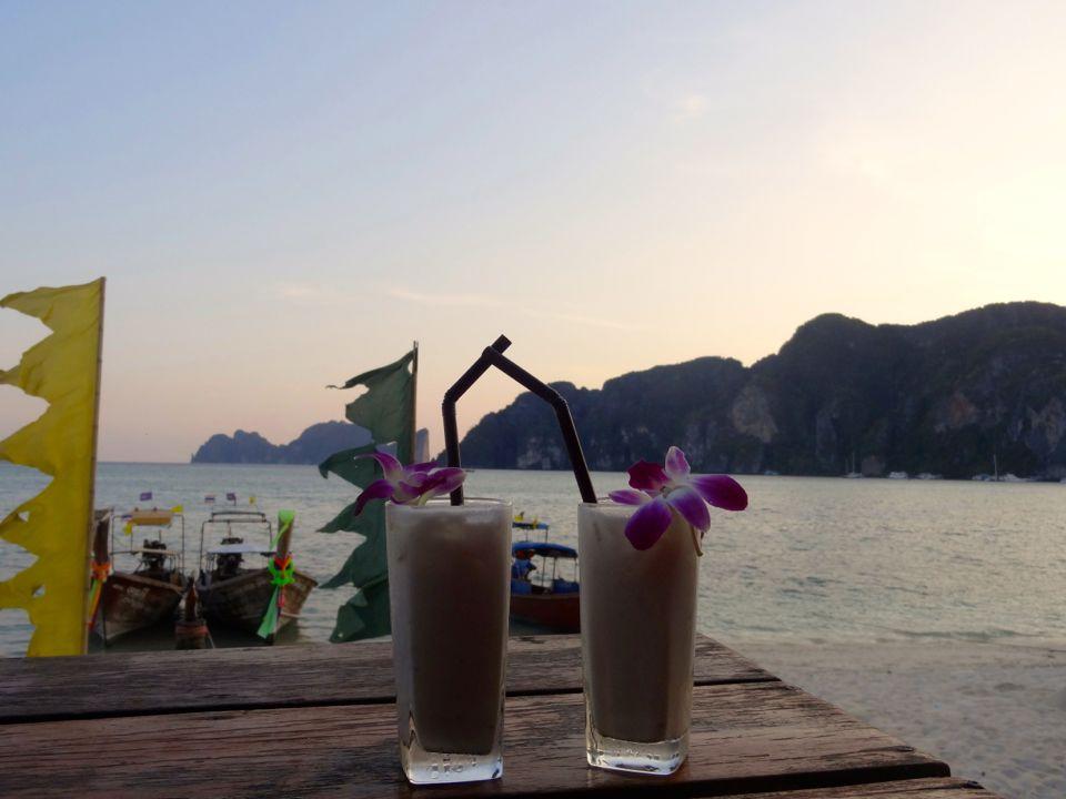 ko phi hi thailande