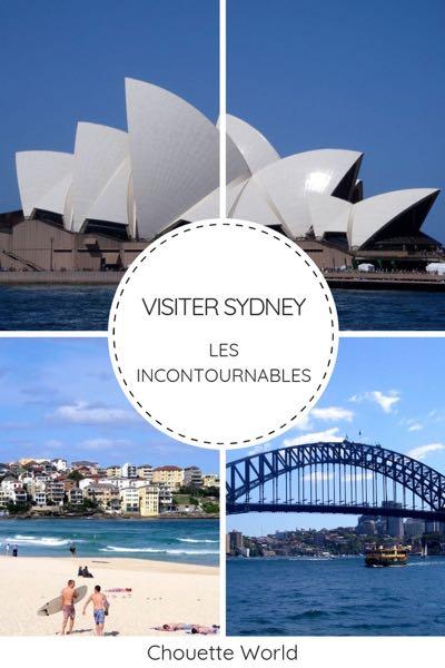 Visiter Sydney : que faire ?