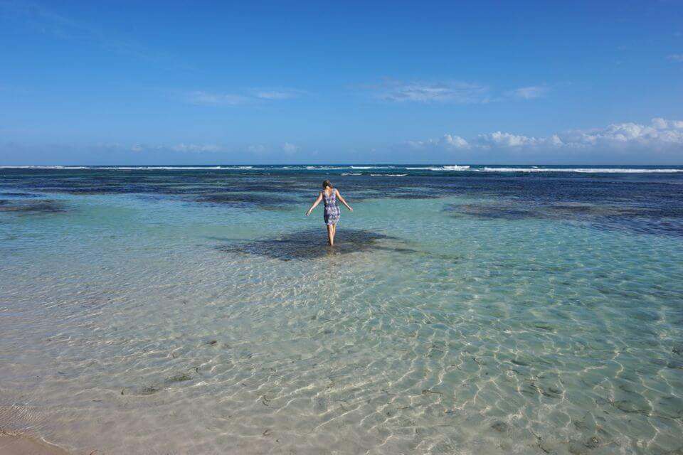 plus belles plages de guadeloupe