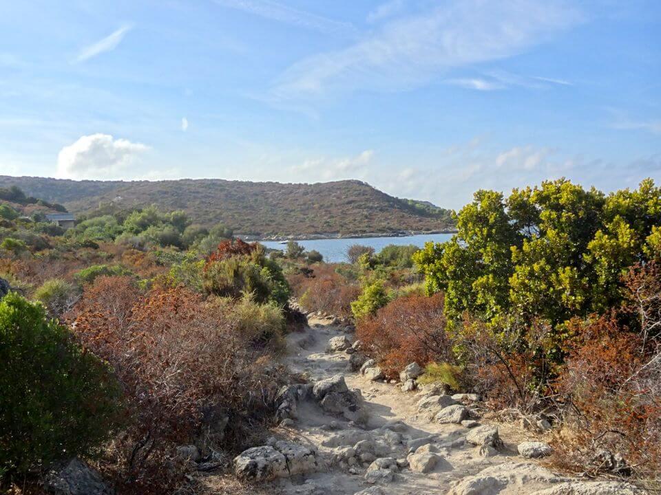 visiter désert des agriates saint florent corse