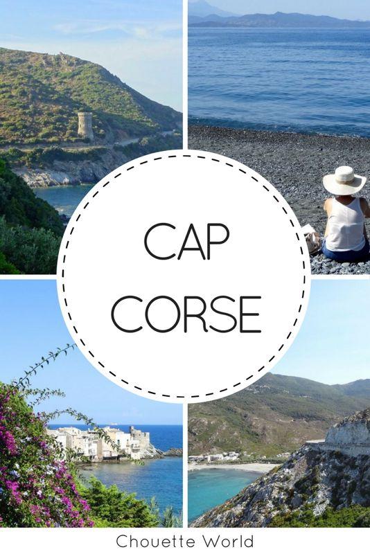 Faire le tour du Cap Corse