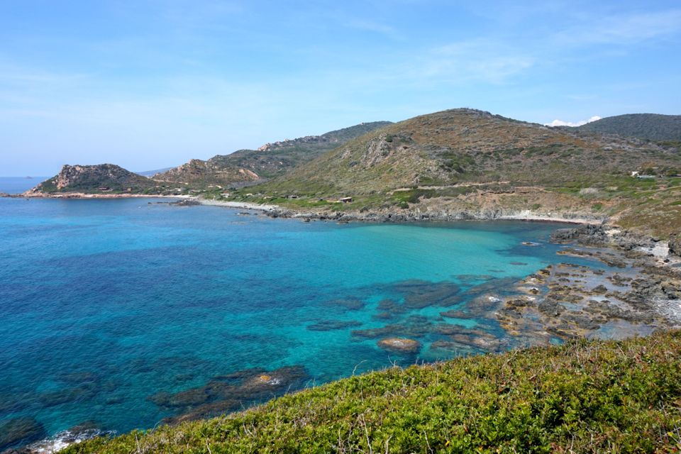 corse en slow travel