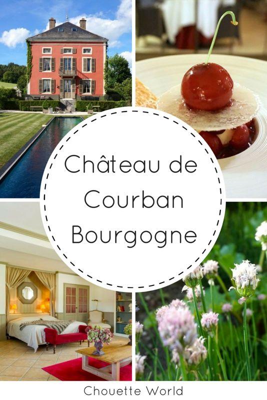 Chateau de Courban, hotel de charme en Bourgogne