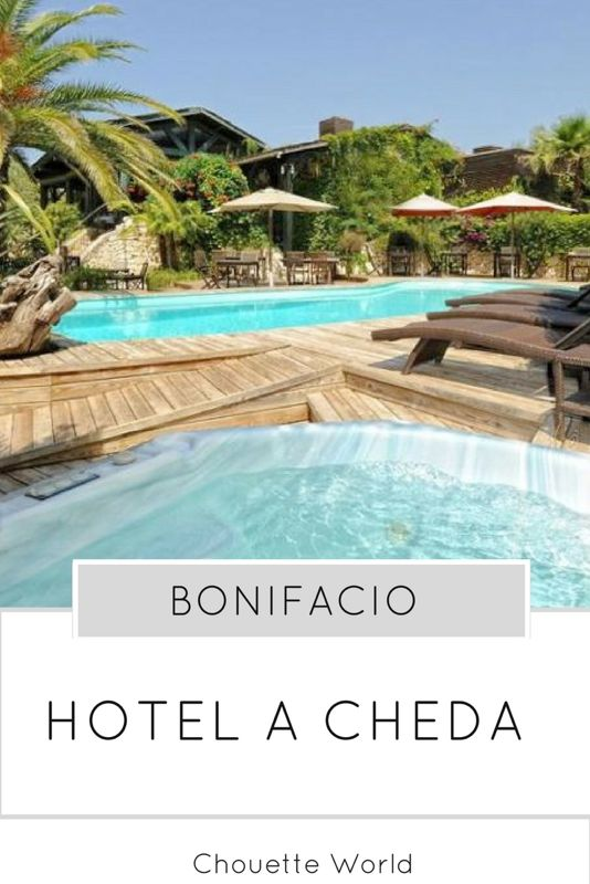 A Cheda, Bonifacio, Corse : lodges de charme et restaurant gastronomique