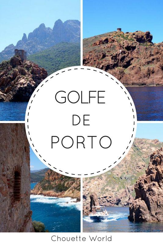 Golfe de Porto : 4 lieux incroyables
