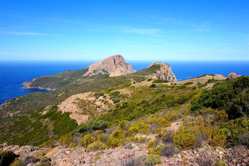 Randonnée du Capo Rosso - Corse