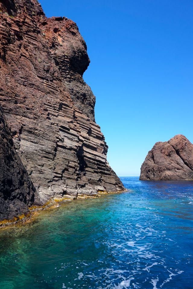 Golfe de Porto : réserve de Scandola