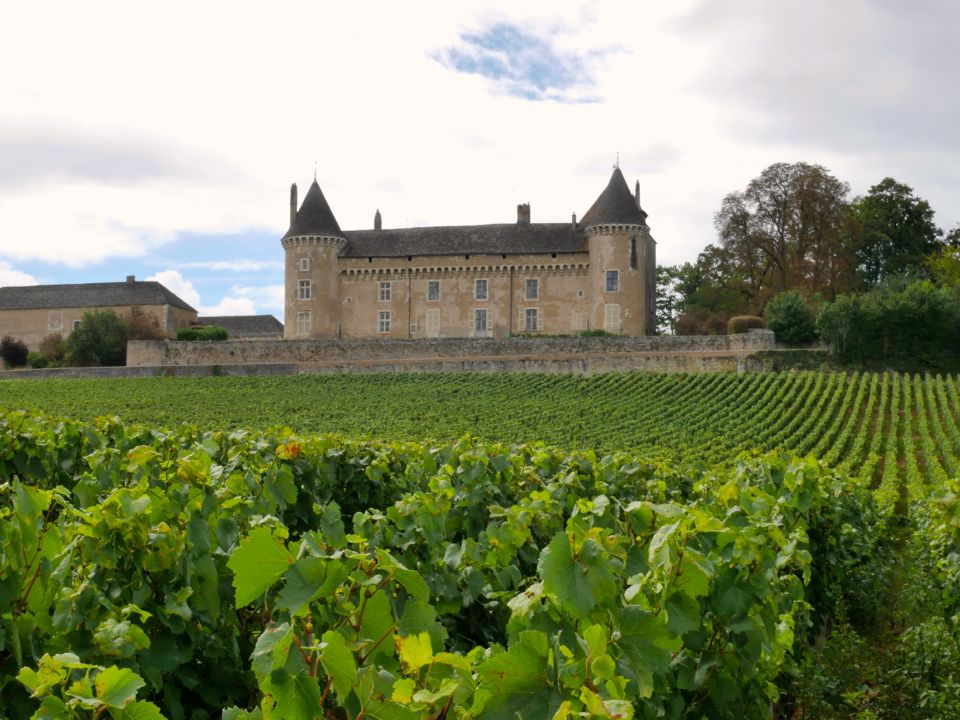 Chateau de Rully Bourgogne