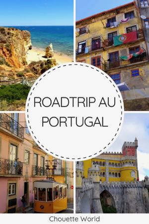 Roadtrip au Portugal : de l'Algarve à Lisbonne
