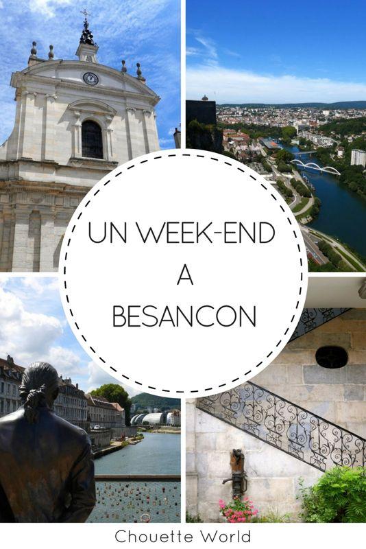 Un weekend à Besançon : idées de visites et bonnes adresses