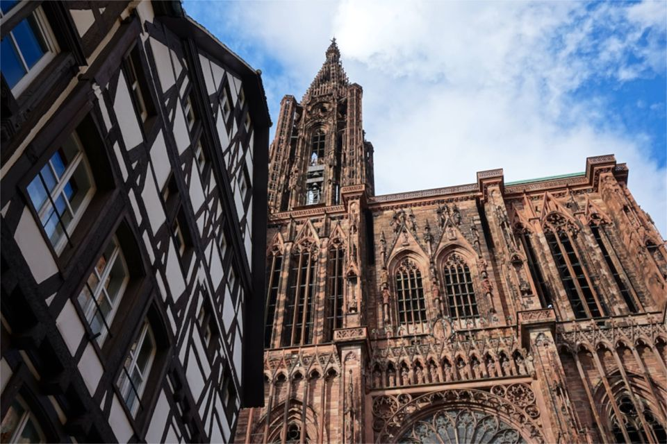 cathedrale de strasbourg