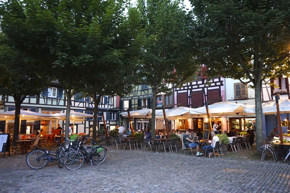 Place marché Gayot