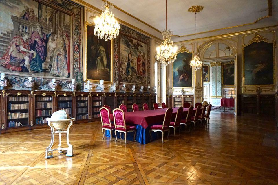 palais rohan visiter strasbourg