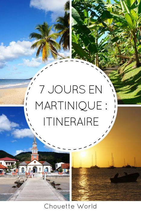 Que voir en Martinique ?