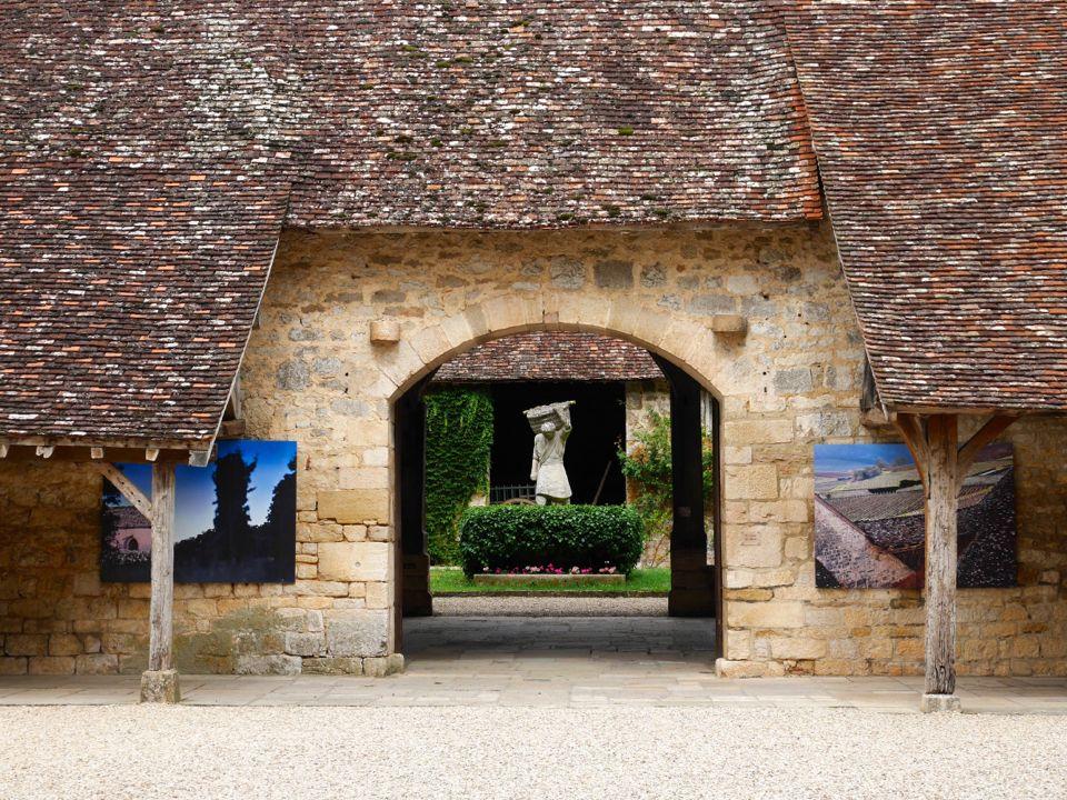 Visiter la Côte de Nuits : Château du Clos Vougeot