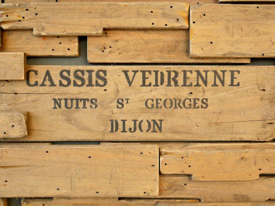 Visiter la Côte de Nuits : cassissium