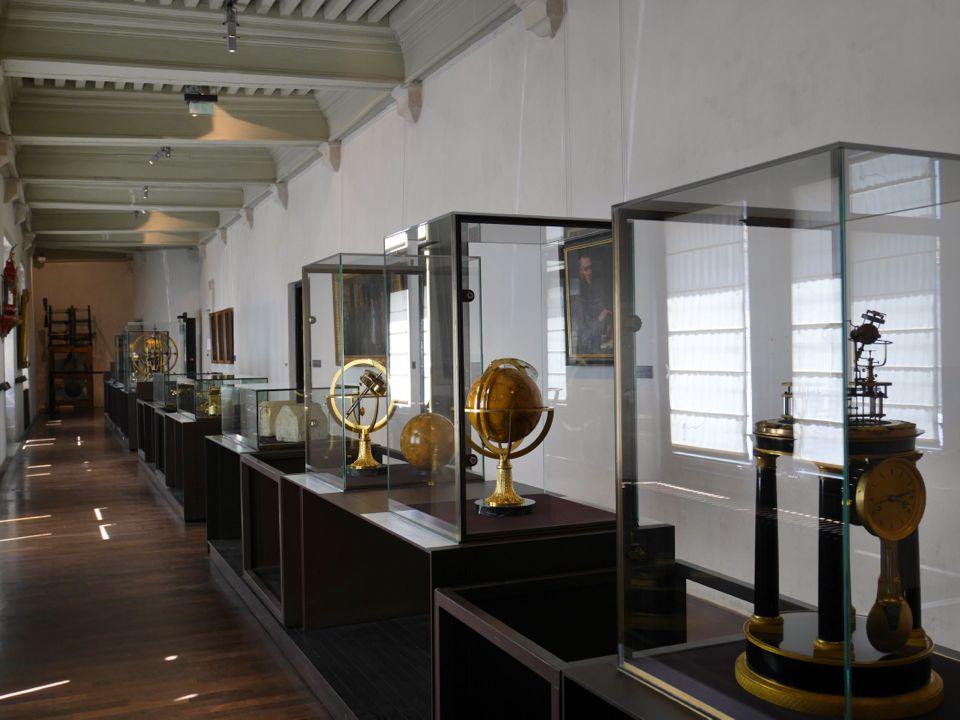 weekend a Besancon musée du temps