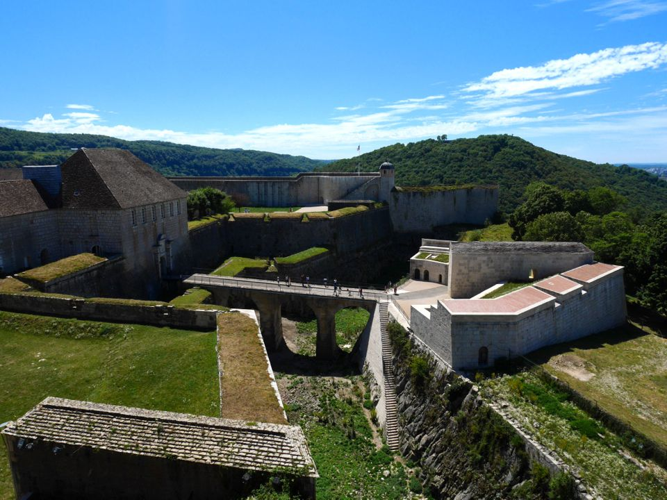 weekend a Besancon citadelle