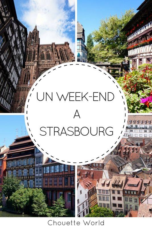 Visiter Strasbourg en été : idées et bonnes adresses pour un weekend estival