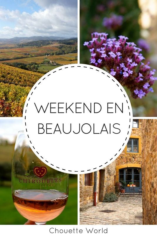 Que faire en beaujolais ce week end